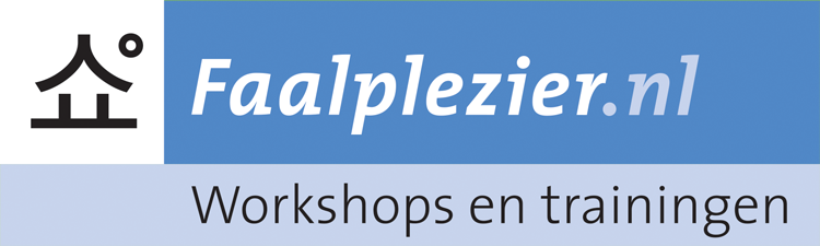 Faalplezier, workshops en trainingen